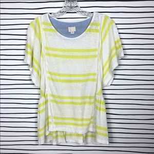 Postmark Hitched Striped Tee